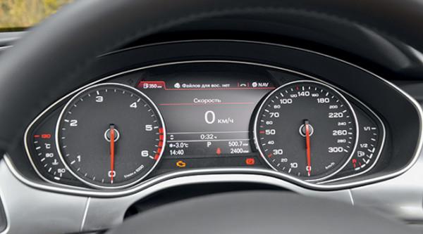 Audi A6 vs Bmw 5 серии vs Lexus ES350-11