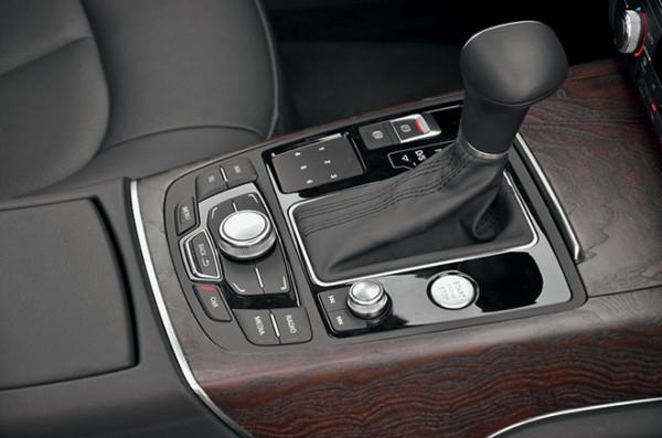 Audi A6 vs Bmw 5 серии vs Lexus ES350-7