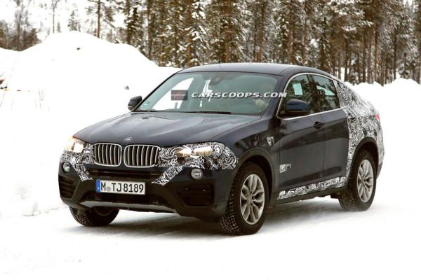 BMW X4 Фото 01