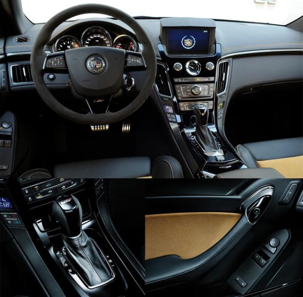 Cadillac CTS-V и Chevrolet Camaro SS-5