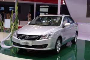 Dongfeng Fengshen седан 2014