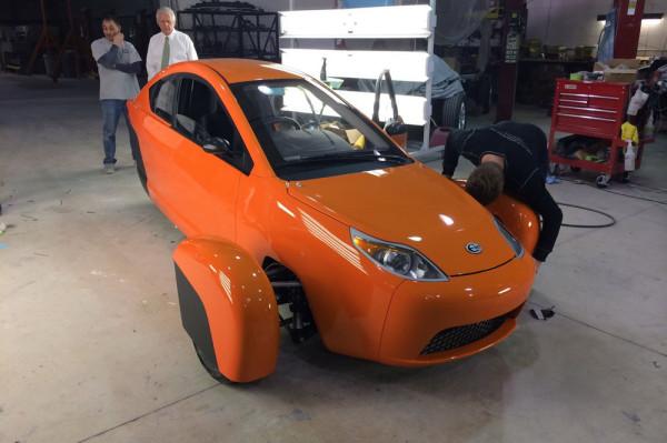 Elio Motors P4 2014 Фото 05