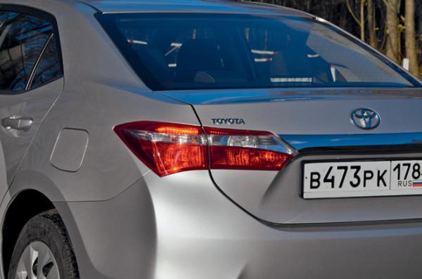 Kia Cerato-Toyota Corolla-Renault Fluence-Ford Focus-Citroen C4 sedan-14
