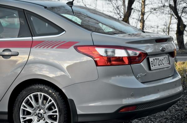 Kia Cerato-Toyota Corolla-Renault Fluence-Ford Focus-Citroen C4 sedan-25