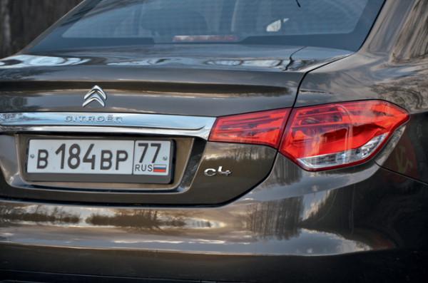 Kia Cerato-Toyota Corolla-Renault Fluence-Ford Focus-Citroen C4 sedan-35