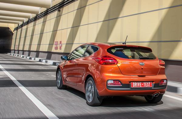Kia pro_cee'd и Renault Megane Coupe -16