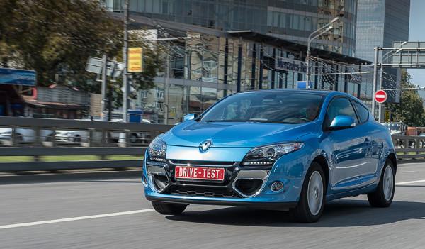 Kia pro_cee'd и Renault Megane Coupe -18