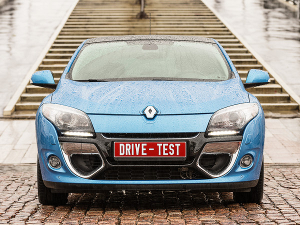 Kia pro_cee'd и Renault Megane Coupe -2