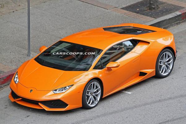 Lamborghini Huracan LP 610-4  2014 Фото 001