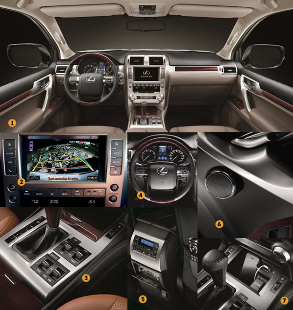 Lexus GX-4