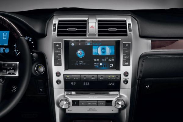Lexus GX 460-4