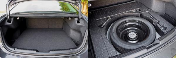 Mazda6, Toyota Camry и Skoda Superb-12