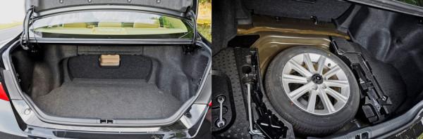 Mazda6, Toyota Camry и Skoda Superb-13