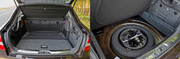 Mazda6, Toyota Camry и Skoda Superb-14