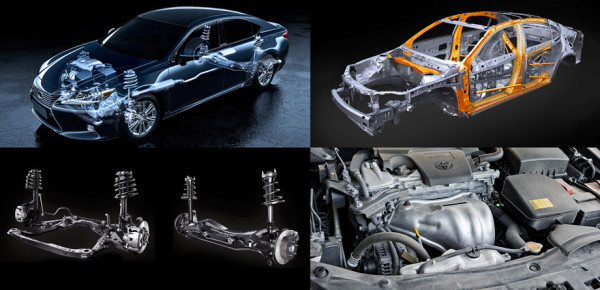 Mazda6, Toyota Camry и Skoda Superb-27