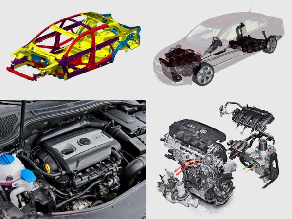 Mazda6, Toyota Camry и Skoda Superb-28