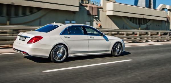 Mercedes-Benz S 500 L-4