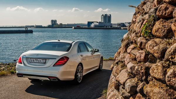Mercedes-Benz S 500 L-5