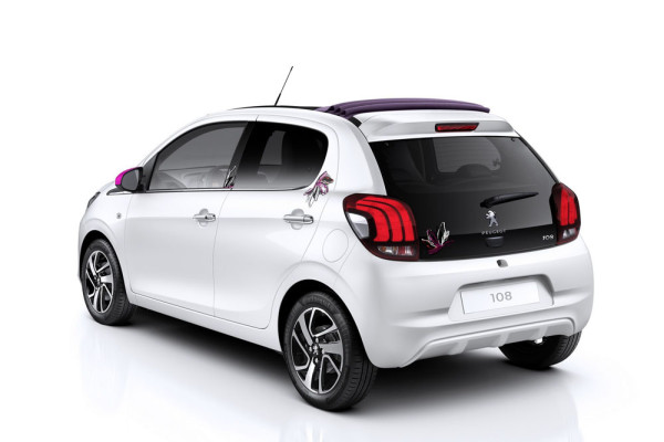 Peugeot 108 2014 Фото 02