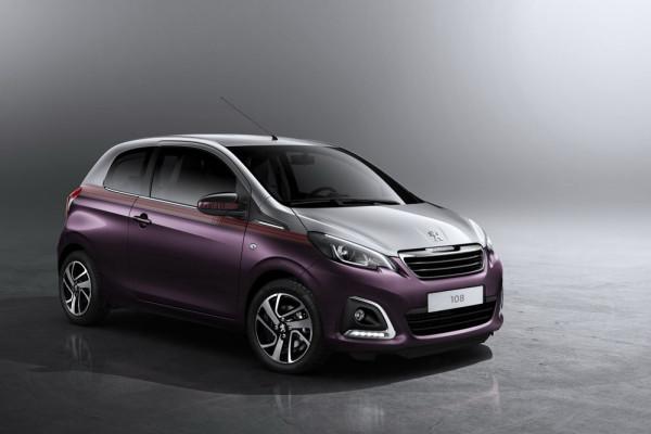 Peugeot 108 2014 Фото 04