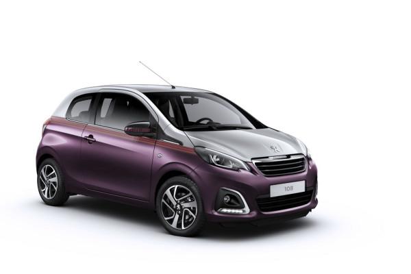 Peugeot 108 2014 Фото 05