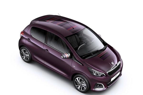 Peugeot 108 2014 Фото 07