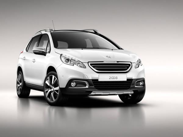 Peugeot 2008 2014 Фото 01