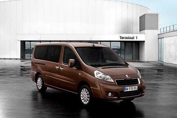 Peugeot Expert Tepee 2014 Фото 01