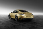 Porsche 911 Turbo Lime Gold Metallic 2014 Фото 03