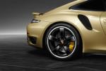 Porsche 911 Turbo Lime Gold Metallic 2014 Фото 04