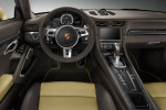 Porsche 911 Turbo Lime Gold Metallic 2014 Фото 06