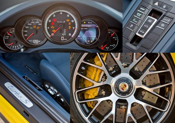 Porsche 911 Turbo S-4