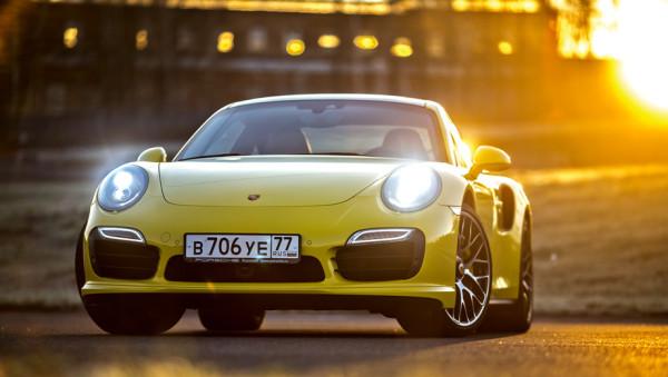 Porsche 911 Turbo S-5