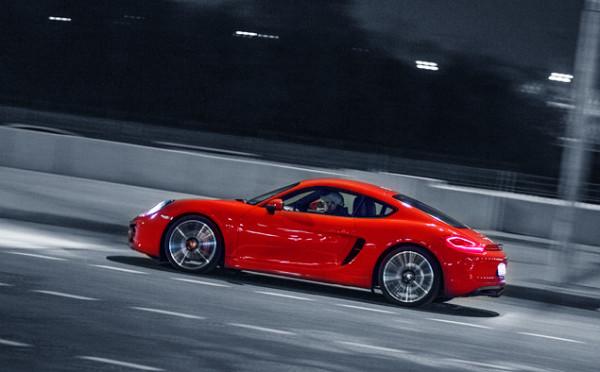 Porsche Cayman-7