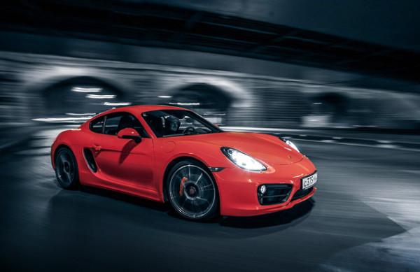 Porsche Cayman-8