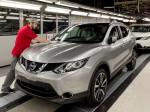 Производство нового Nissan Qashqai 2014 Фото 008