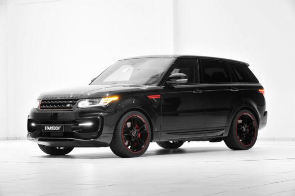 Range Rover от Startech 2014 Фото 01