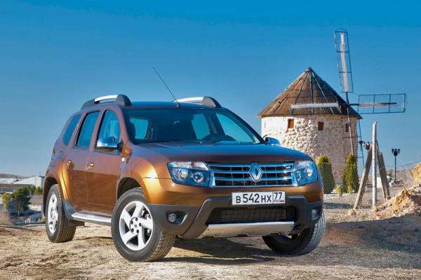 Renault Duster 4x4 Auto-2