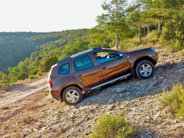 Renault Duster 4x4 Auto-7