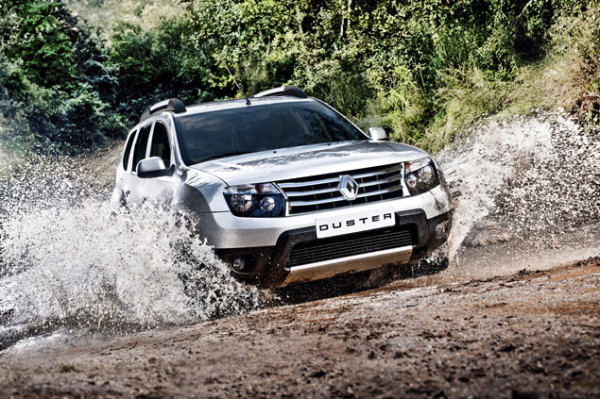 Renault Duster-6