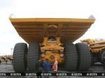 Самый большой грузовик БелАЗ-75710 2014 Фото 001