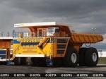 Самый большой грузовик БелАЗ-75710 2014 Фото 002