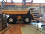 Самый большой грузовик БелАЗ-75710 2014 Фото 003
