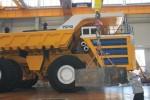Самый большой грузовик БелАЗ-75710 2014 Фото 007