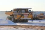 Самый большой грузовик БелАЗ-75710 2014 Фото 008