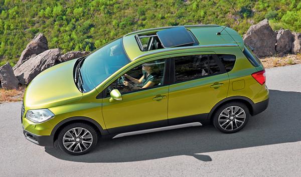 Suzuki New SX4-3