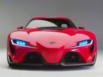 Toyota FT-1 2014 Фото 18