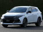 Toyota Harrier G Sports Concept 2014 Фото 02
