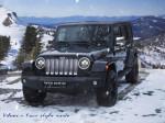 Vilner Jeep Wrangler Sahara 2014 Фото 07