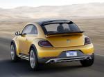 Volkswagen Beetle Dune Concept 2014 Фото 04